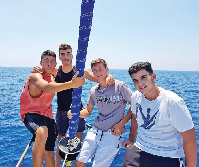 ההפלגה לקפריסין