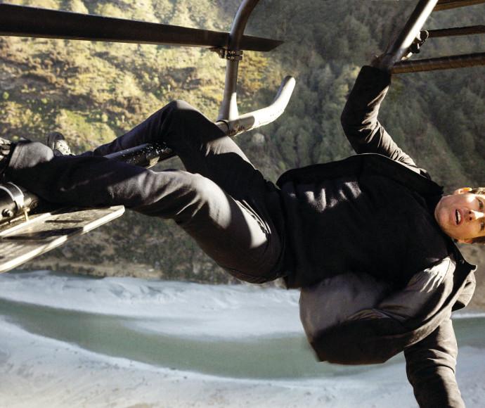 """""""משימה בלתי אפשרית: התרסקות"""", טום קרוז"""