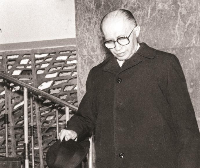 מנחם בגין, 1981