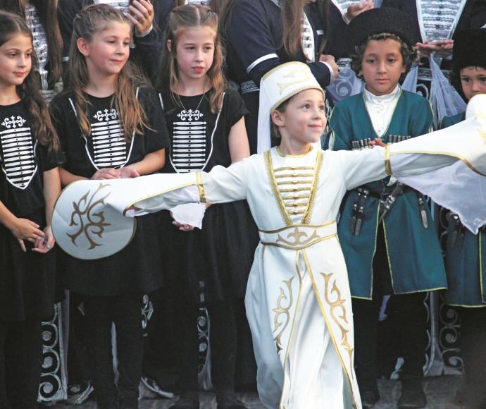 הפסטיבל הצ'רקסי בריחניה