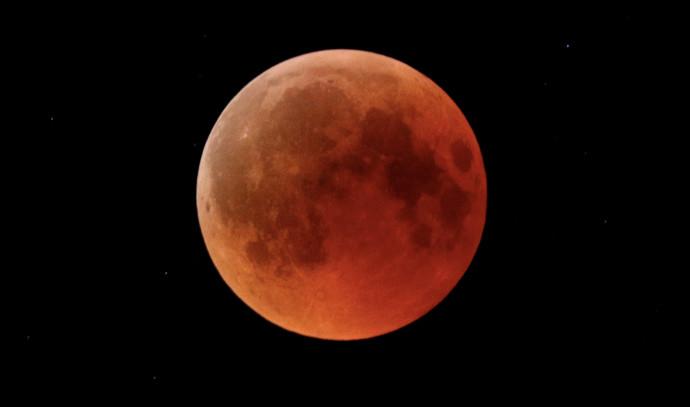 ליקוי ירח בישראל