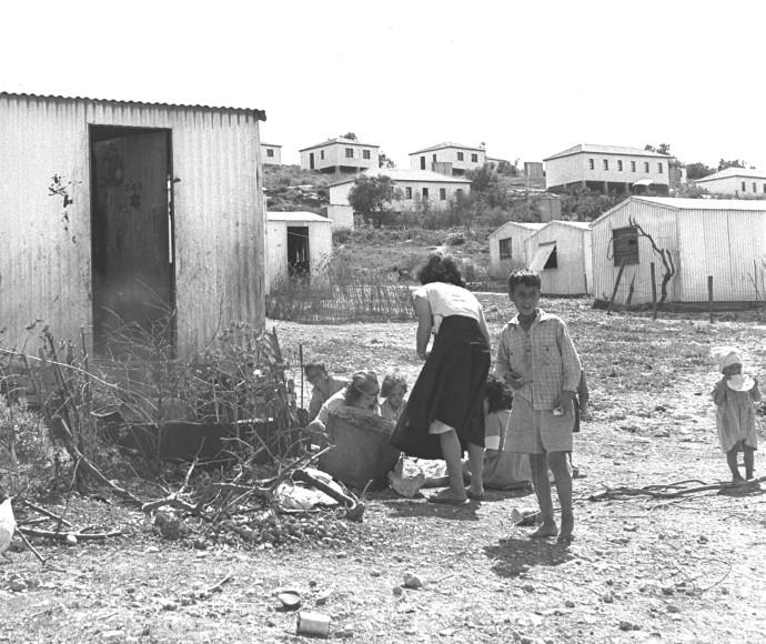 שנת 1952 עולים עיראק
