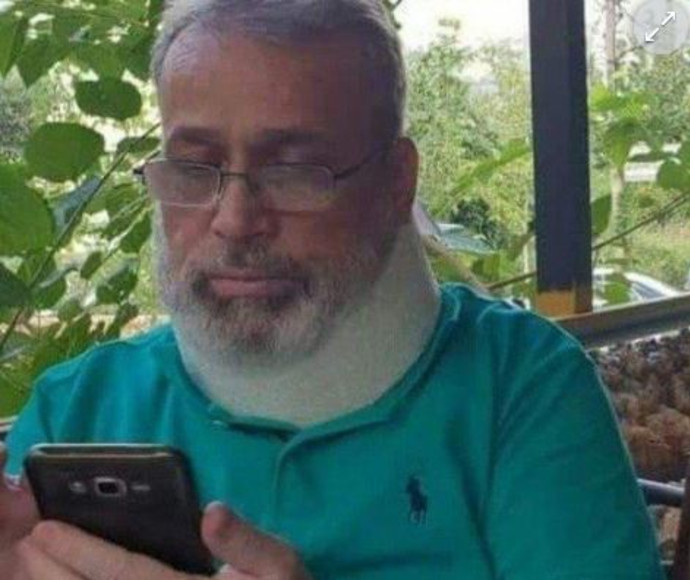 "ד""ר עזיז אסבר, מדען סורי בכיר שחוסל"