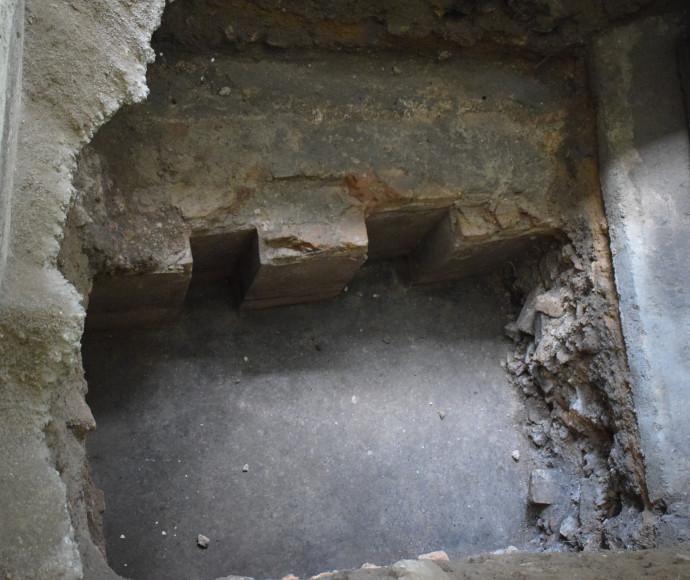 בימת בית הכנסת הגדול בווילנה