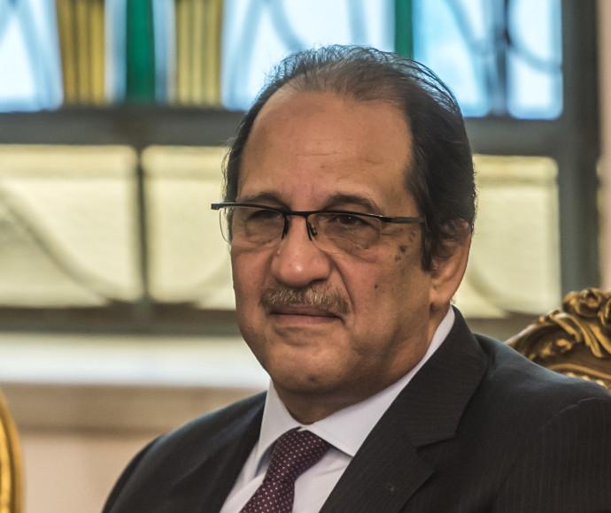ראש המודיעין המצרי עבאס כמאל