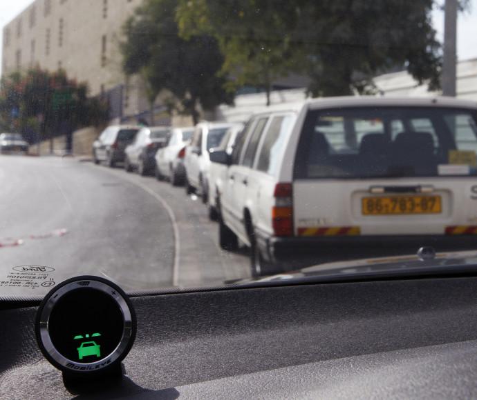 מערכת בטיחות לרכב של מובילאיי