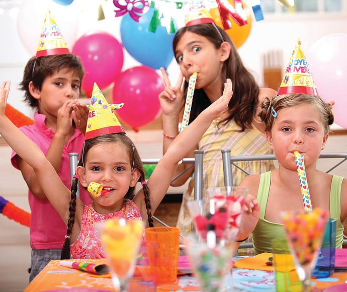 מסיבת ילדים