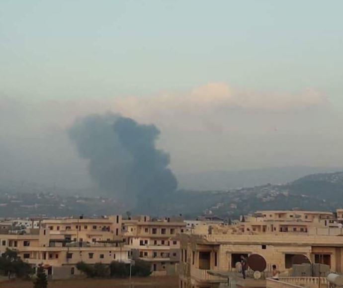 פיצוץ בסוריה