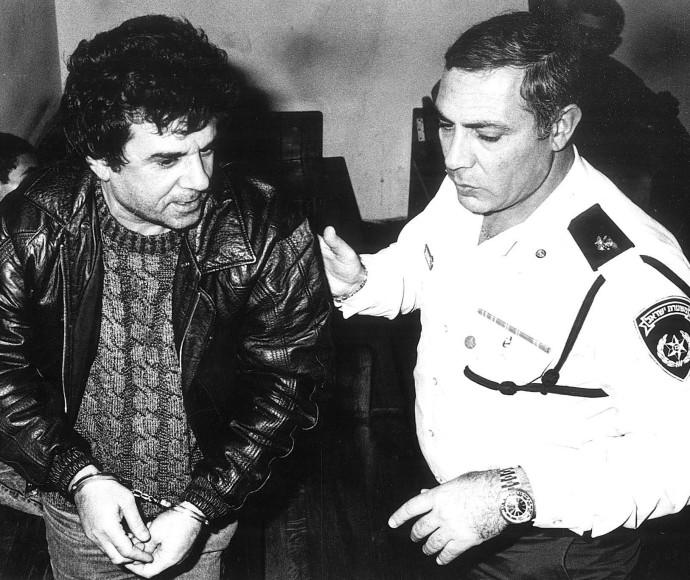 רוקנשטיין מגיע להארכת מעצר ב-1988