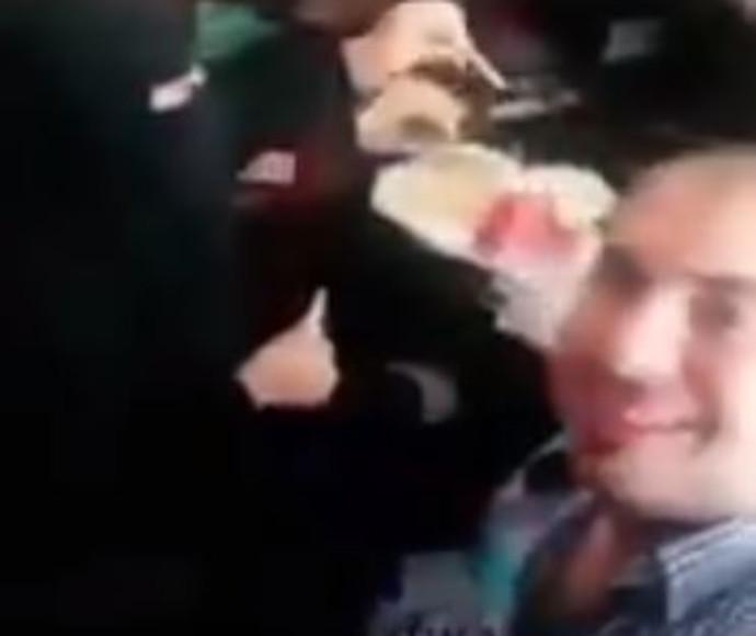 גבר בסעודיה אכל עם עמיתתו ונעצר