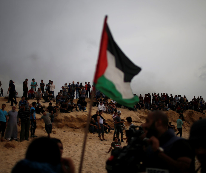 הפגנות בגבול רצועת עזה