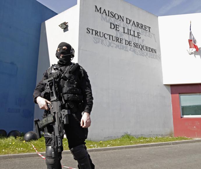שוטר צרפתי