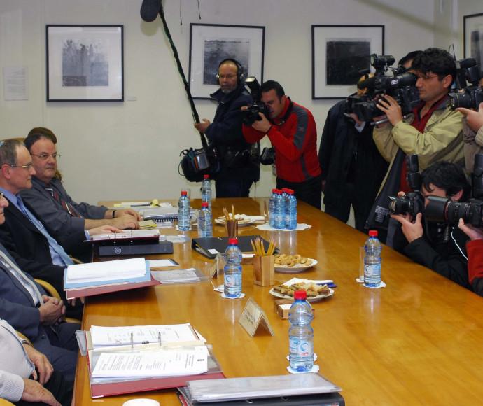 הוועדה למינוי בכירים