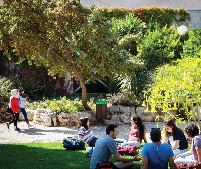 סטודנטים בישראל