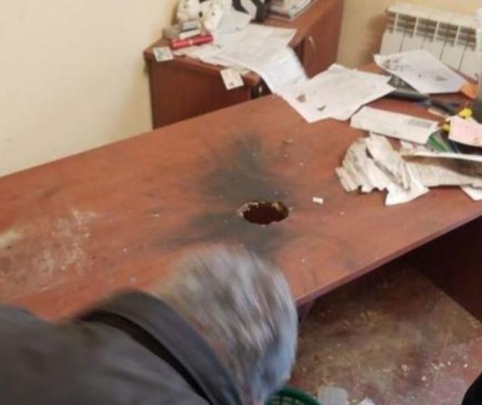 פיצוץ מעטפת הנפץ שפצע את נשיא הקהילה היהודית בטטרסטן