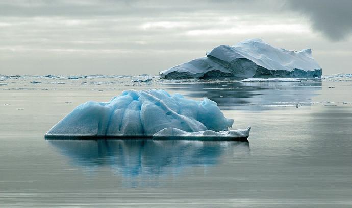 קרחון נמס