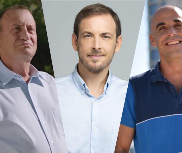 רון חולדאי, אסף זמיר ואסף הראל