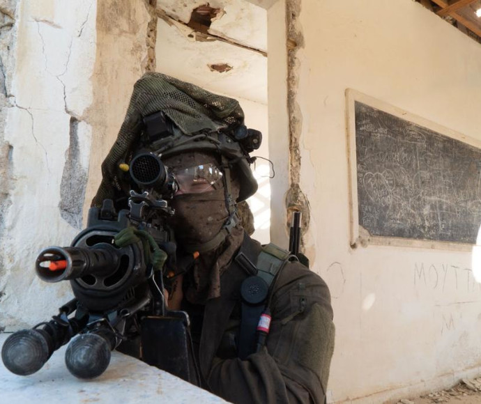 תרגיל של הכוחות המיוחדים של צה״ל וצבא קפריסין
