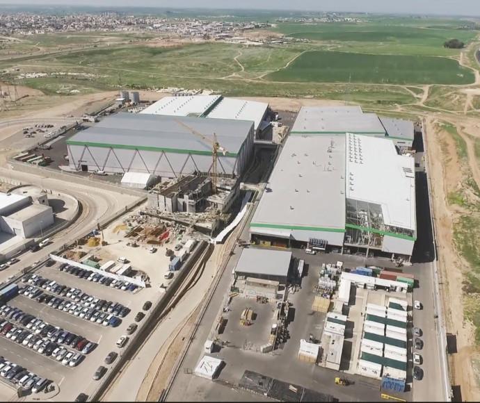 מפעל סודה סטרים בנגב