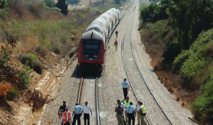 רכבת (למצולמים אין קשר לנאמר בכתבה)