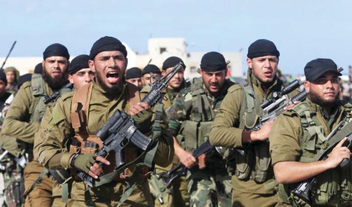 הזרוע הצבאית של חמאס