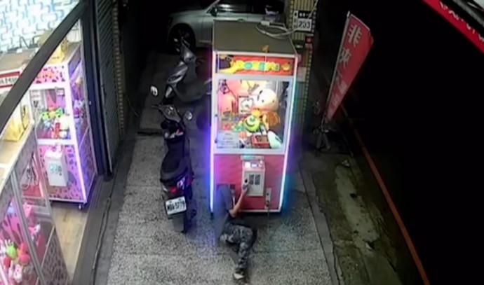 הגנב הגמיש ביותר