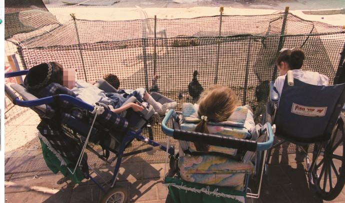 ילדים בעלי מוגבלויות
