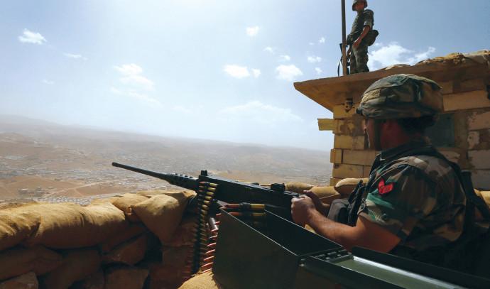 חיילי צבא לבנון