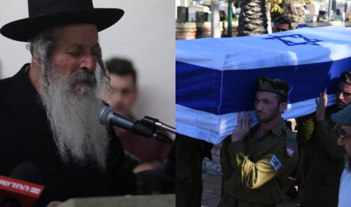 הלוויותיהם של הנרצחים בפיגוע בגבעת אסף