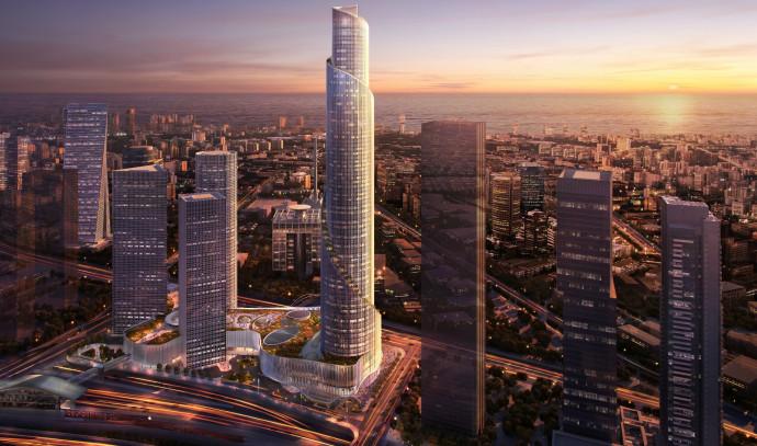 מגדל עזריאלי החדש