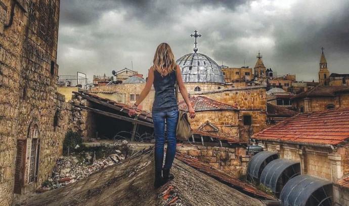 שרה טאטל־סינגר. ירושלים היא העיר המועדפת על העולים