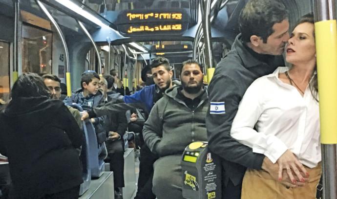 """""""רכבת קלה"""""""