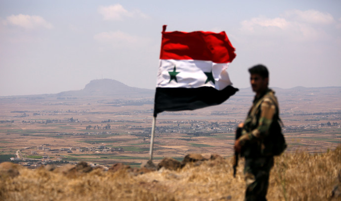 חייל סורי