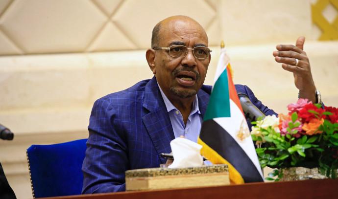 נשיא סודן עומאר אל-בשיר