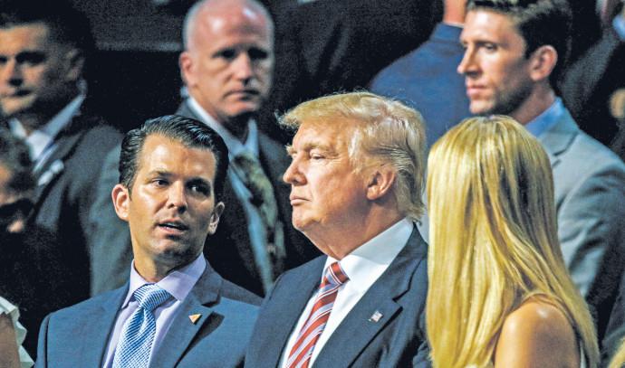 """""""צעדים אקטיביים: טראמפ והמזימה הרוסית"""""""