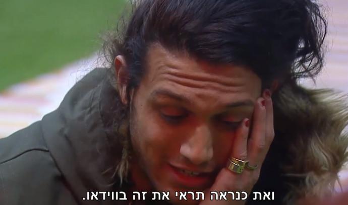 """""""האח הגדול"""", אסף גורן"""