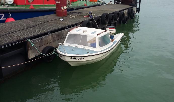 סירת מהגרים בתעלת למאנש