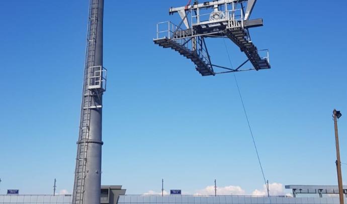 פרויקט הקמת הרכבלית
