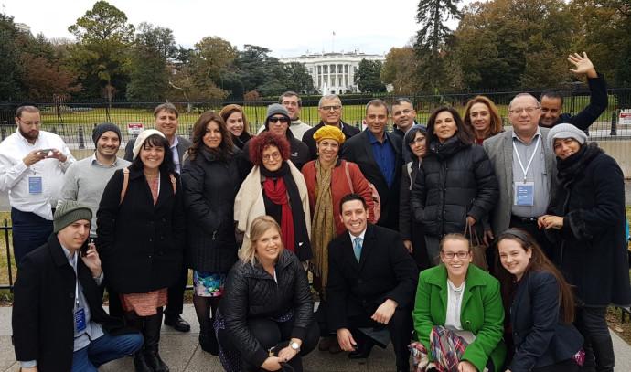 משלחת ישראלית לוושינגטון