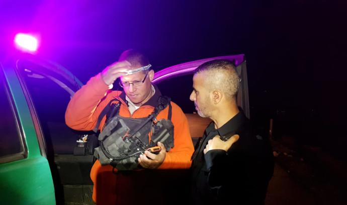 יחידת החילוץ בנחל דרגות