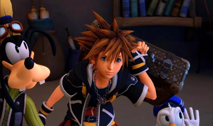 משחק Kingdom Hearts 3