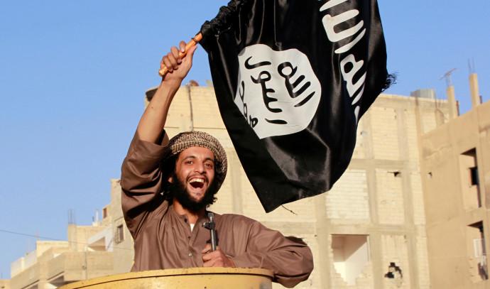 פעיל דאעש בסוריה