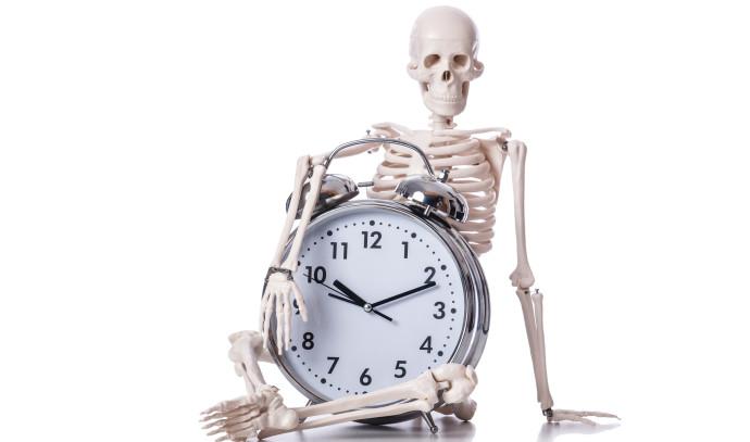 השעון הביולוגי מתקתק