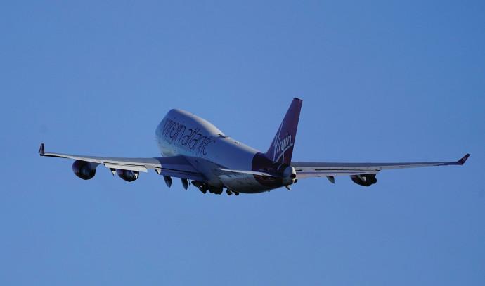 מטוס וירג'ין אטלנטיק
