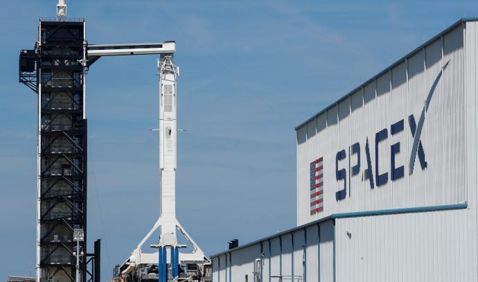 שיגור חללית של SpaceX