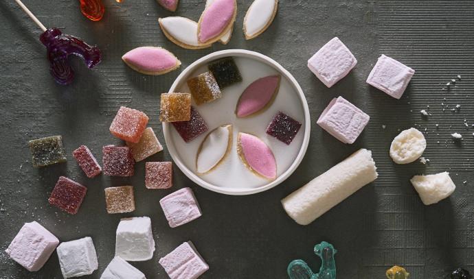 פסטיבל ממתקים בנמל