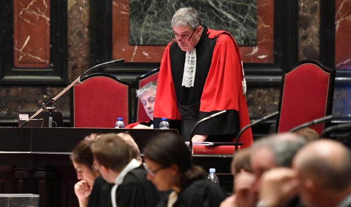 בית המשפט בבלגיה