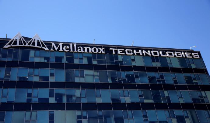 משרדי חברת מלאנוקס ביוקנעם