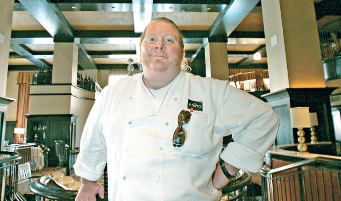 השף מריו בטאלי