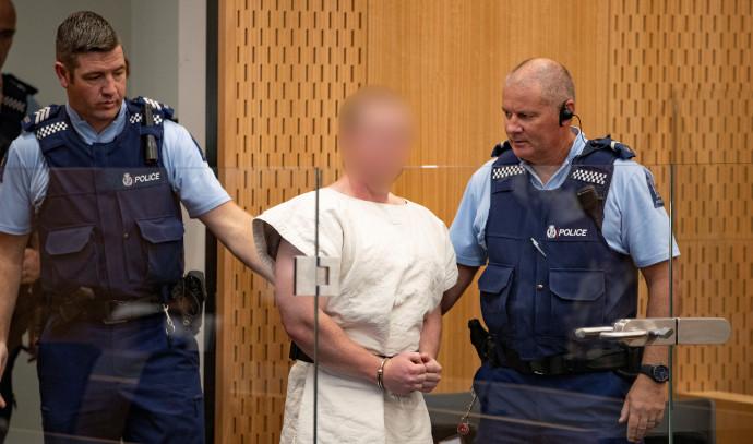 החשוד העיקרי בטבח בניו זילנד